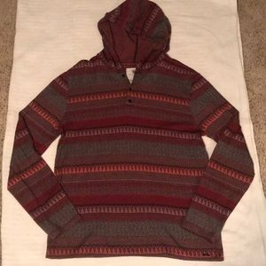 On The Byas Quarter-Button Hoodie